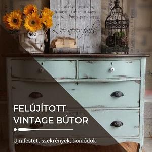 Antikparadicsom - Vintage, felújított bútorok