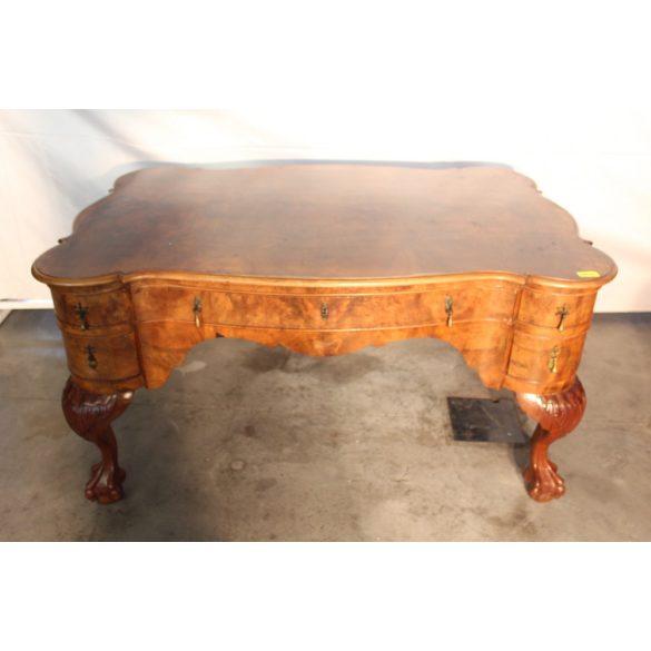 Antik nagyméretű hatalmas íróasztal