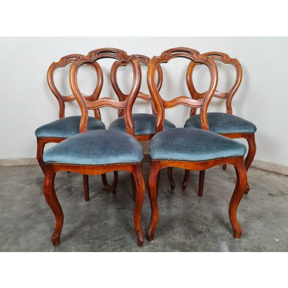 Antik neobarokk székek