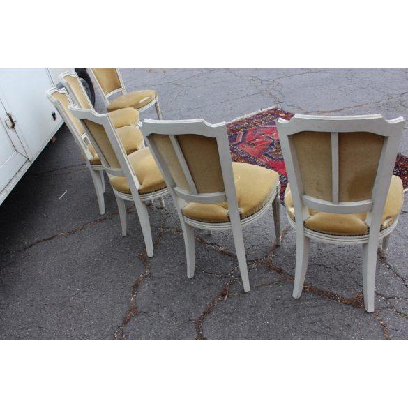 Antik Francia barokk székek