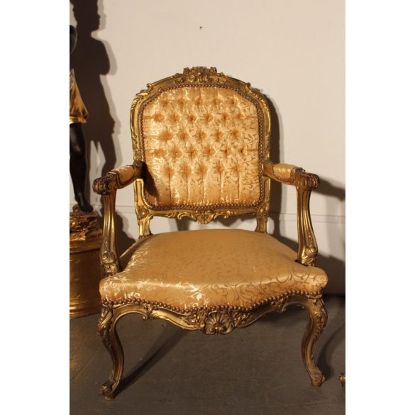 Francia barokk fotelek
