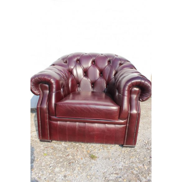 Chesterfield fotelek párban