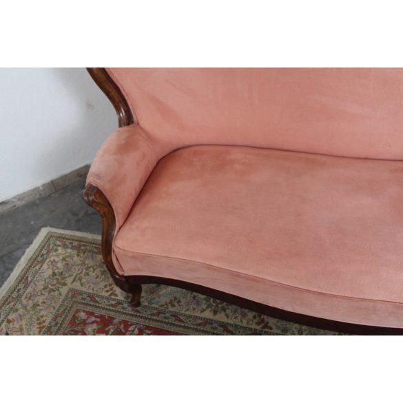 Antik neobarokk kanapé