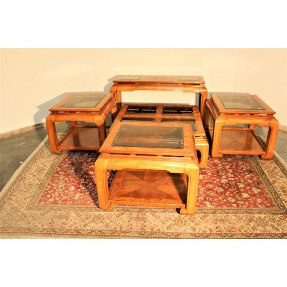 Art deco lerakó,és dohányzó asztalok külön is