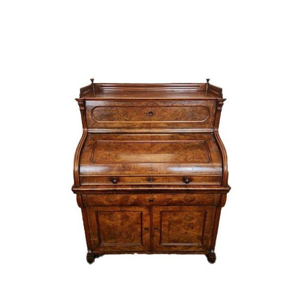 Antik biedermeier íróasztal, írószekreter