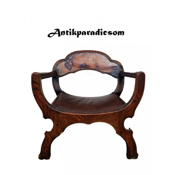 Antik gyerek szék