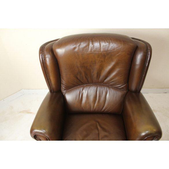Bőr fotel