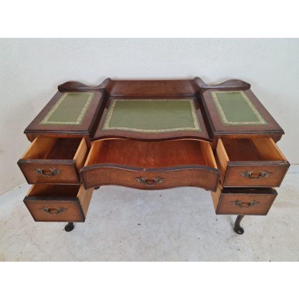 Nagyon szép kis antik Angol női íróasztal