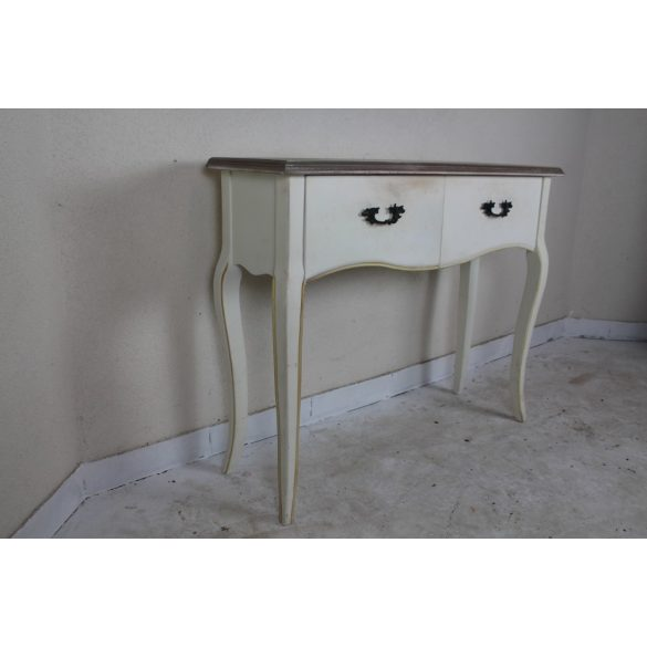 Vintage konzol asztal