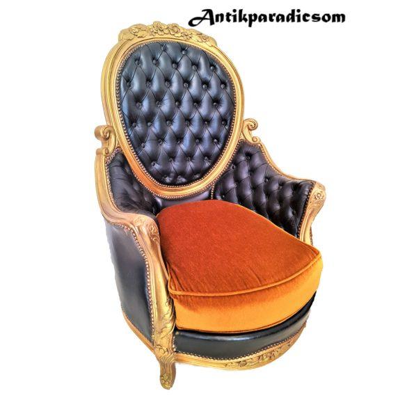 Antik Franci barokk ülőgarnitúra