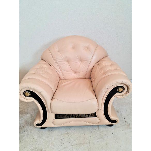 Versace bőr ülőgarnitúra 2-1