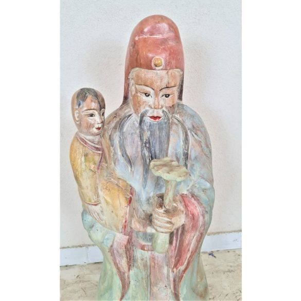 Lao-ce szobor