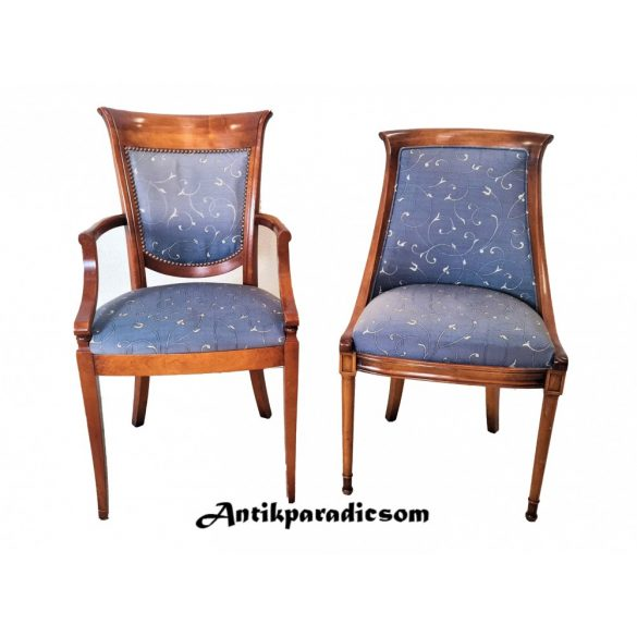 Biedermeier stílusú székek